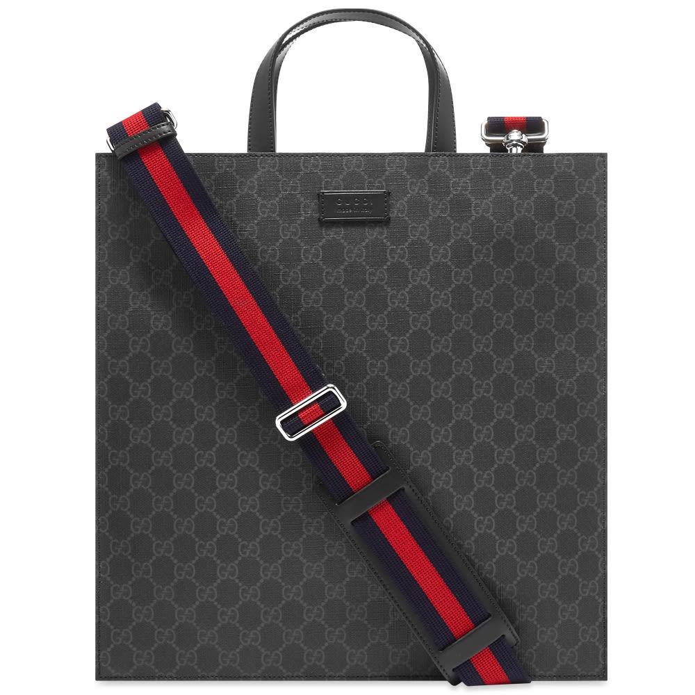 Photo: Gucci GG Supreme Tote Bag