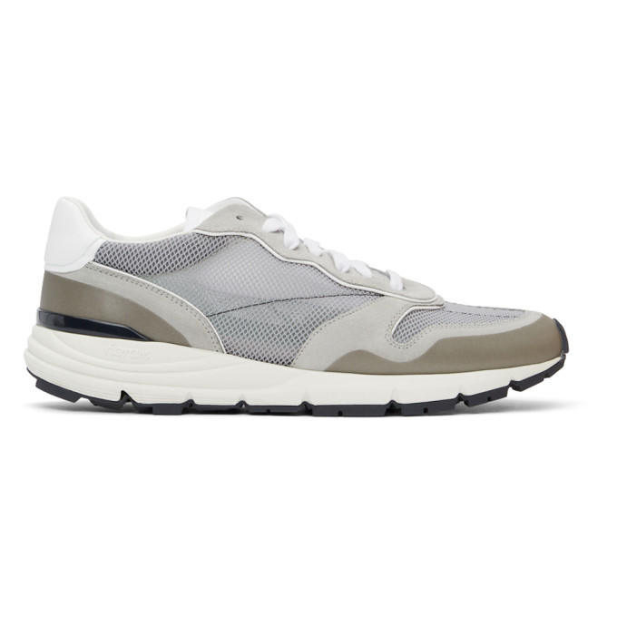 Photo: John Elliott Grey Edition One Runner Sneakers