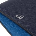 Dunhill - Full-Grain Leather Billfold Wallet - Blue