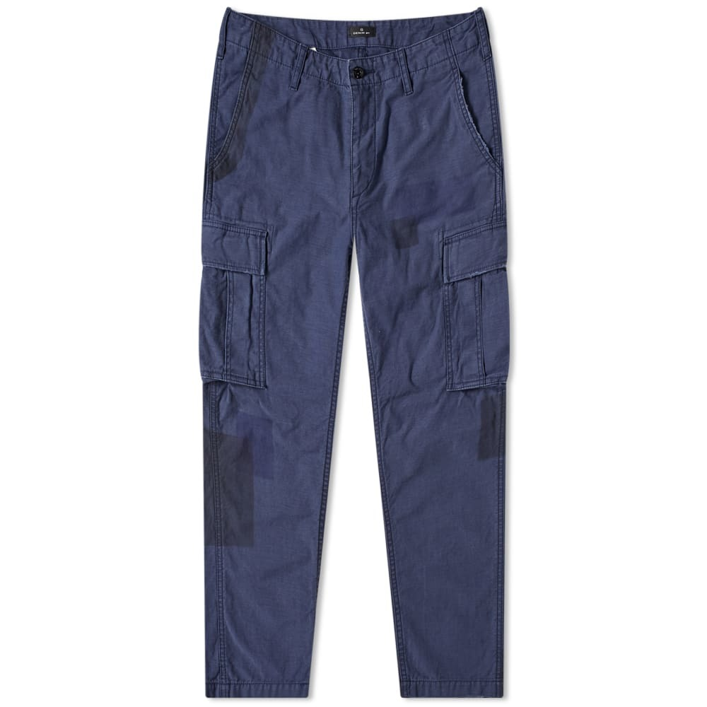 Photo: Denim by Vanquish & Fragment Remake Tapered Cargo Pant