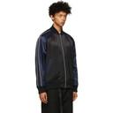 Sacai Reversible Black Star Blouson Jacket