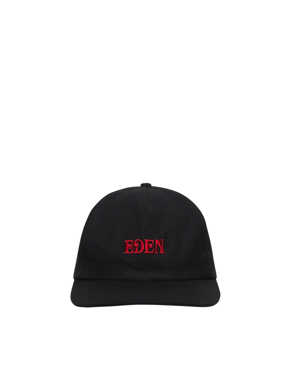 Photo: Eden Power Corp Eden Recycled Cap Black / Red