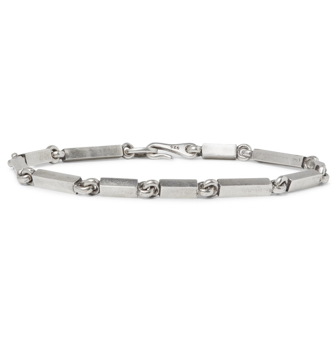 Photo: M.Cohen - Sterling Silver Bracelet - Silver