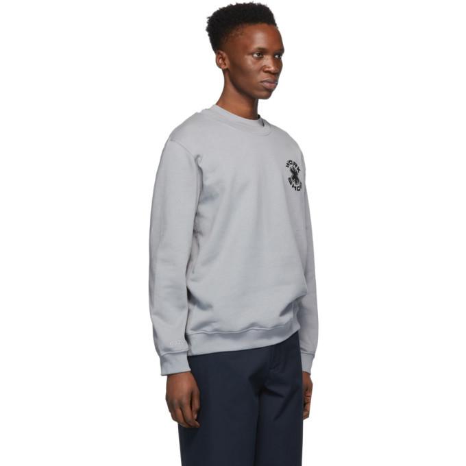 032c Grey Cosmic Workshop Sweatshirt
