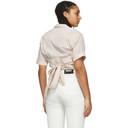 GmbH Pink Latif Short Sleeve Shirt