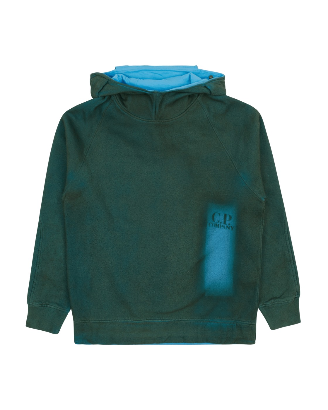Photo: C.P. Company P.Ri.S.M. Hooded Sweatshirt Var.01