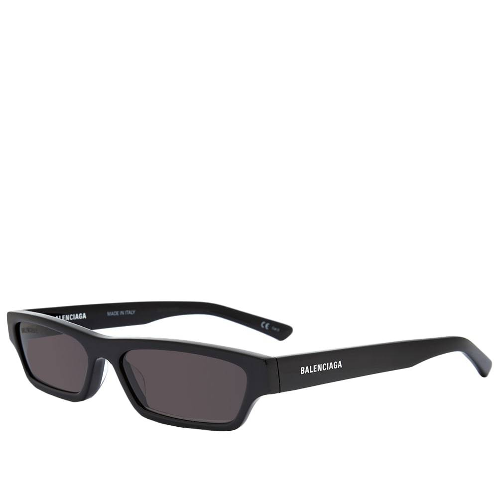 Photo: Balenciaga Block Sunglasses