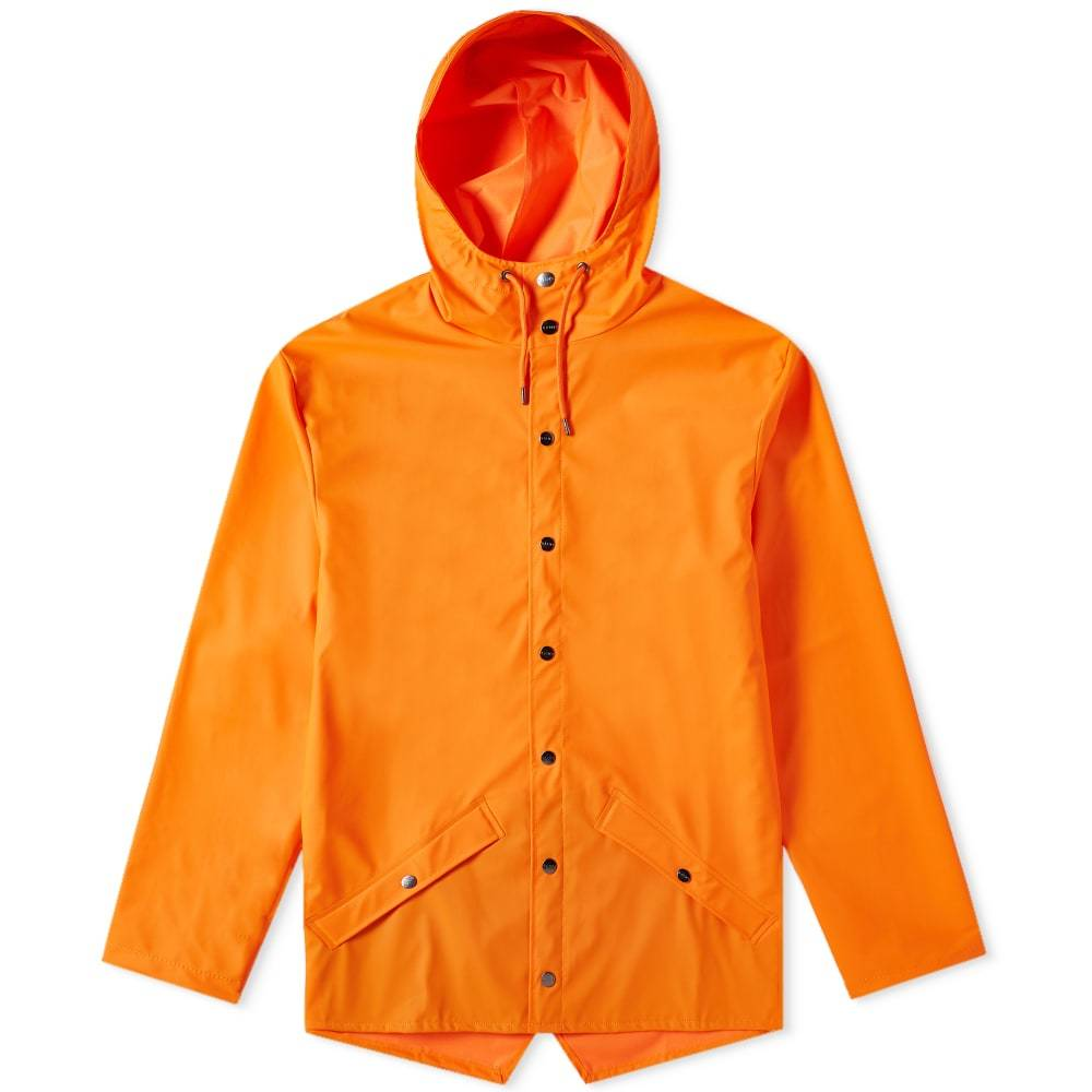 Rains Classic Jacket Fire Orange