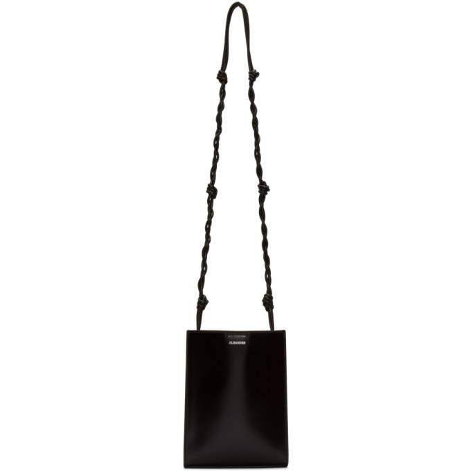 Photo: Jil Sander Black Small Tangle Bag