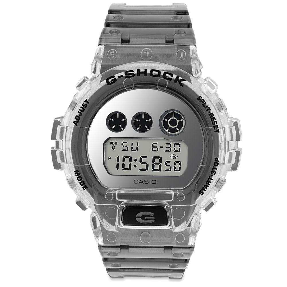 Photo: Casio G-Shock DW-6900SK-1ER Skeleton Series Watch