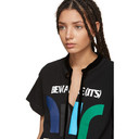 Sacai Black Beware T-Shirt