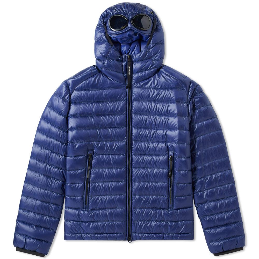 C.P. Company Garment Micro Down Goggle Jacket