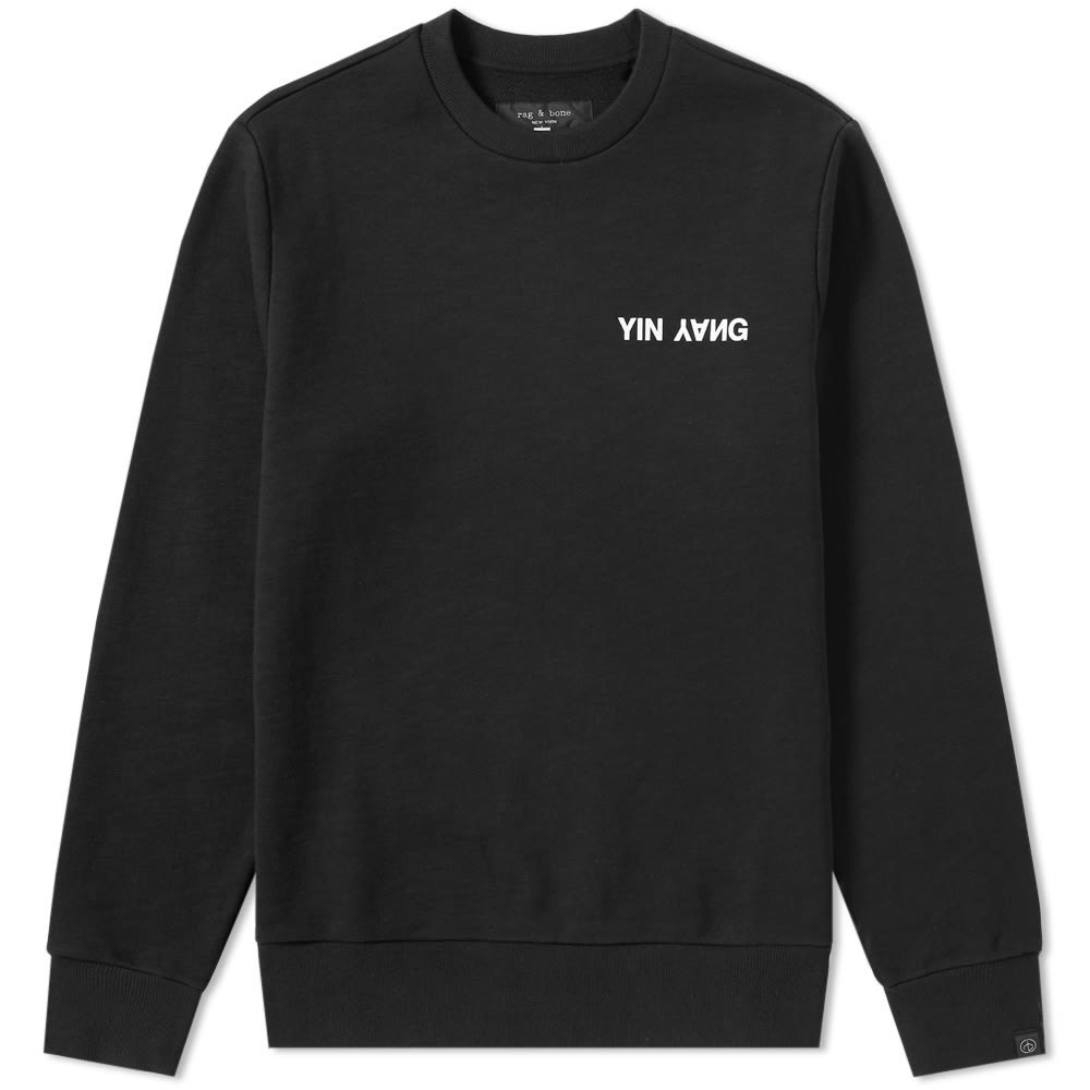 Photo: Rag & Bone Yin Yang Sweat