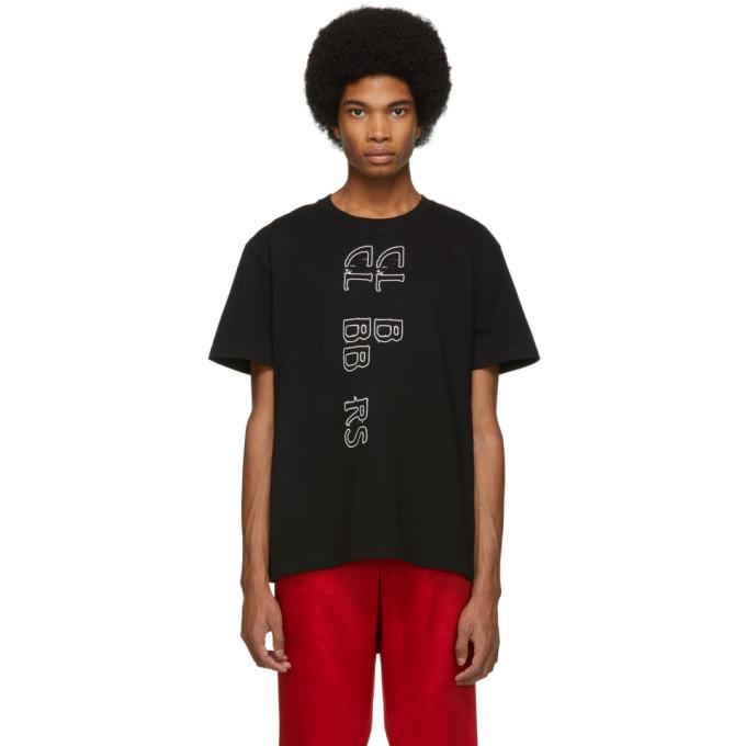 Raf Simons Black Clubber T-Shirt