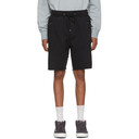 Ksubi Black Prospect Shorts