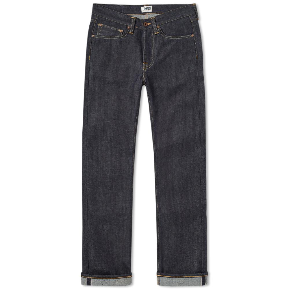 Edwin ED-47 Regular Straight Jean