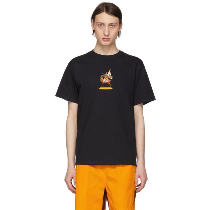 Photo: Noah NYC Black Wind God T-Shirt