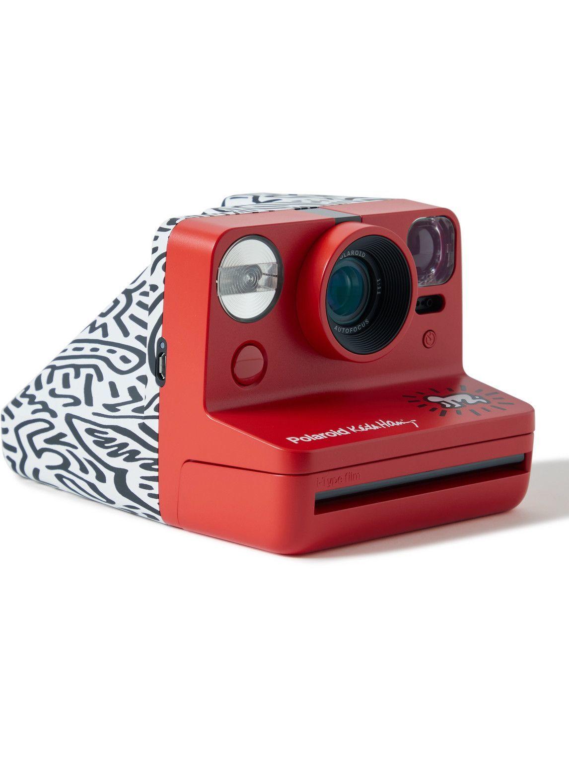 Photo: Polaroid Originals - Keith Harring Now Autofocus I-Type Instant Camera