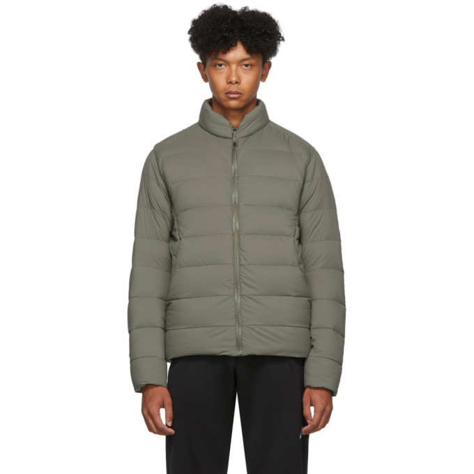Photo: Veilance Green Down Conduit AR Jacket