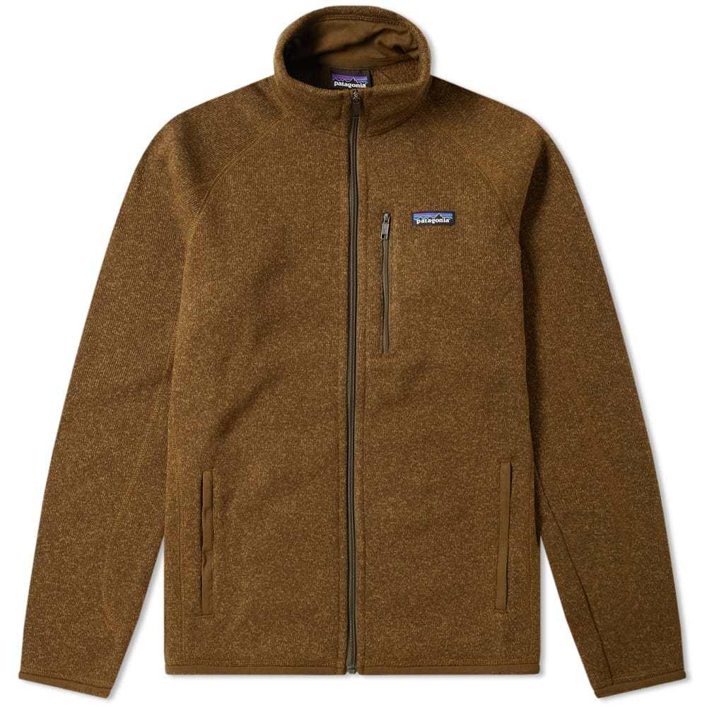 Photo: Patagonia Better Sweater Jacket Sediment