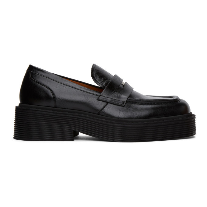 Photo: Marni Black New Forest Loafer
