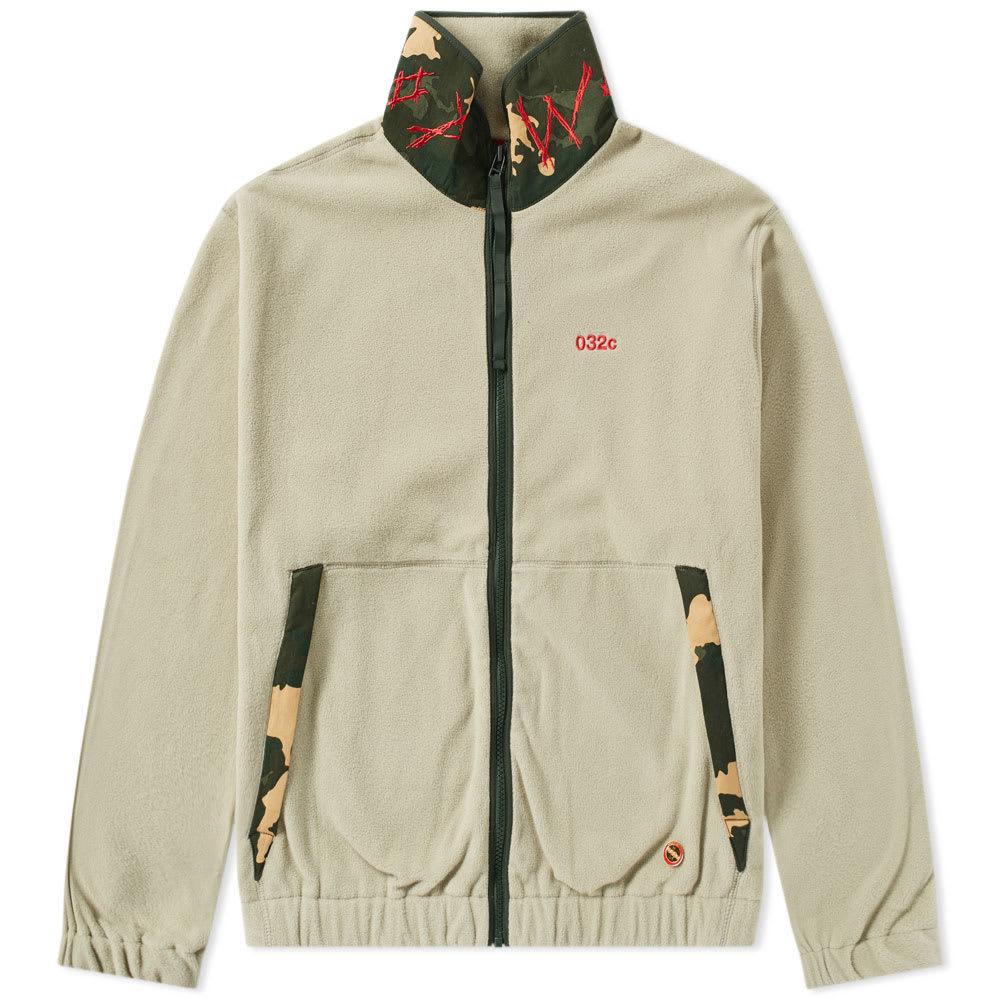 Photo: 032c x Chevignon Fleece Jacket