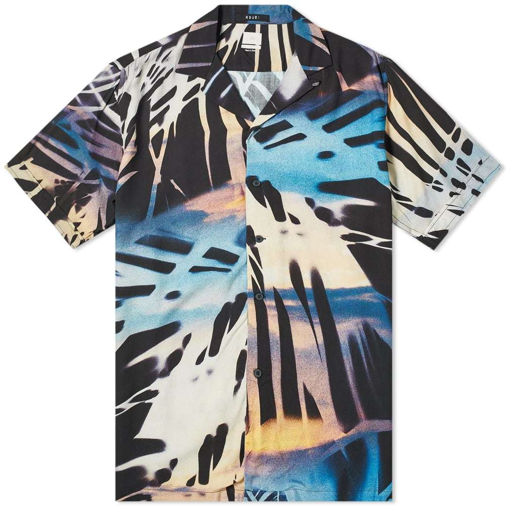 Photo: Ksubi Palms Resort Vacation Shirt
