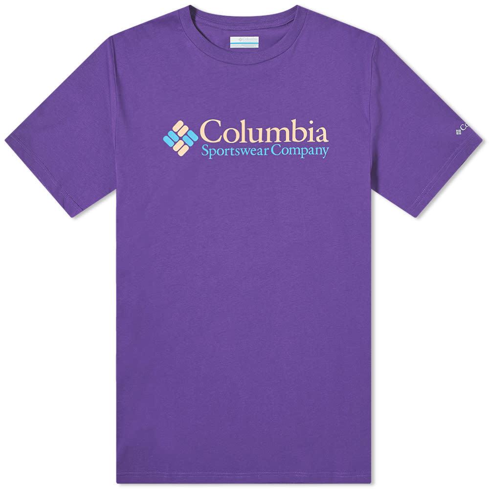 Photo: Columbia Sportswear Logo Tee