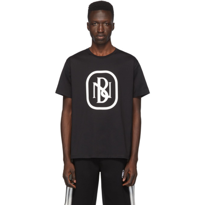 Photo: Neil Barrett Black New Logo T-Shirt