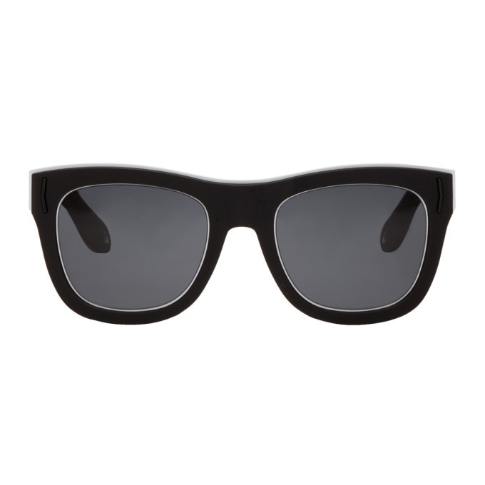 Photo: Givenchy Black and White GV7016/N/S Sunglasses