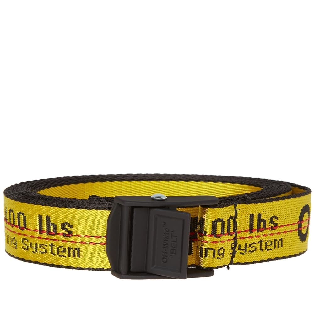 Photo: Off-White Mini Industrial Belt