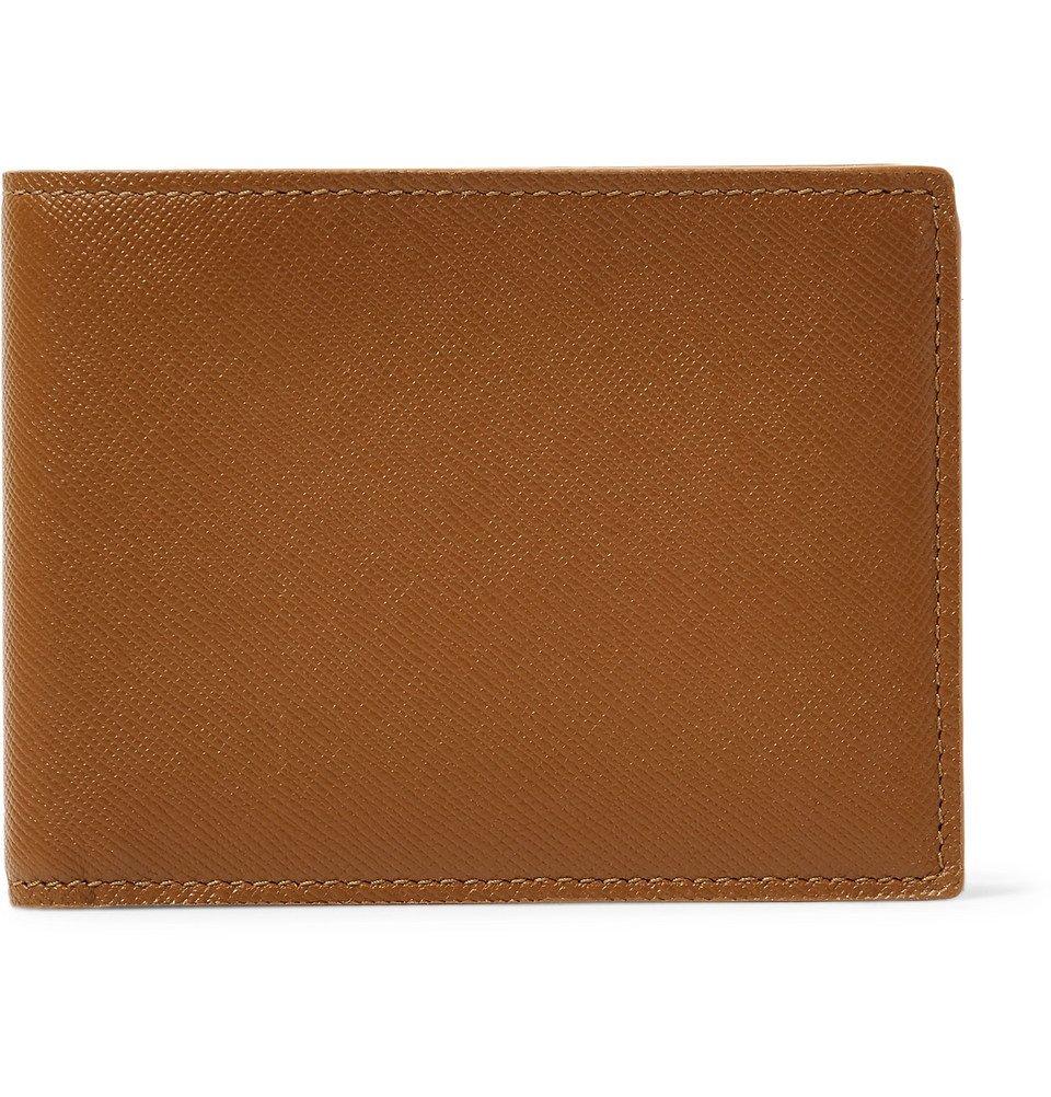 Photo: Common Projects - Cross-Grain Leather Billfold Wallet - Tan