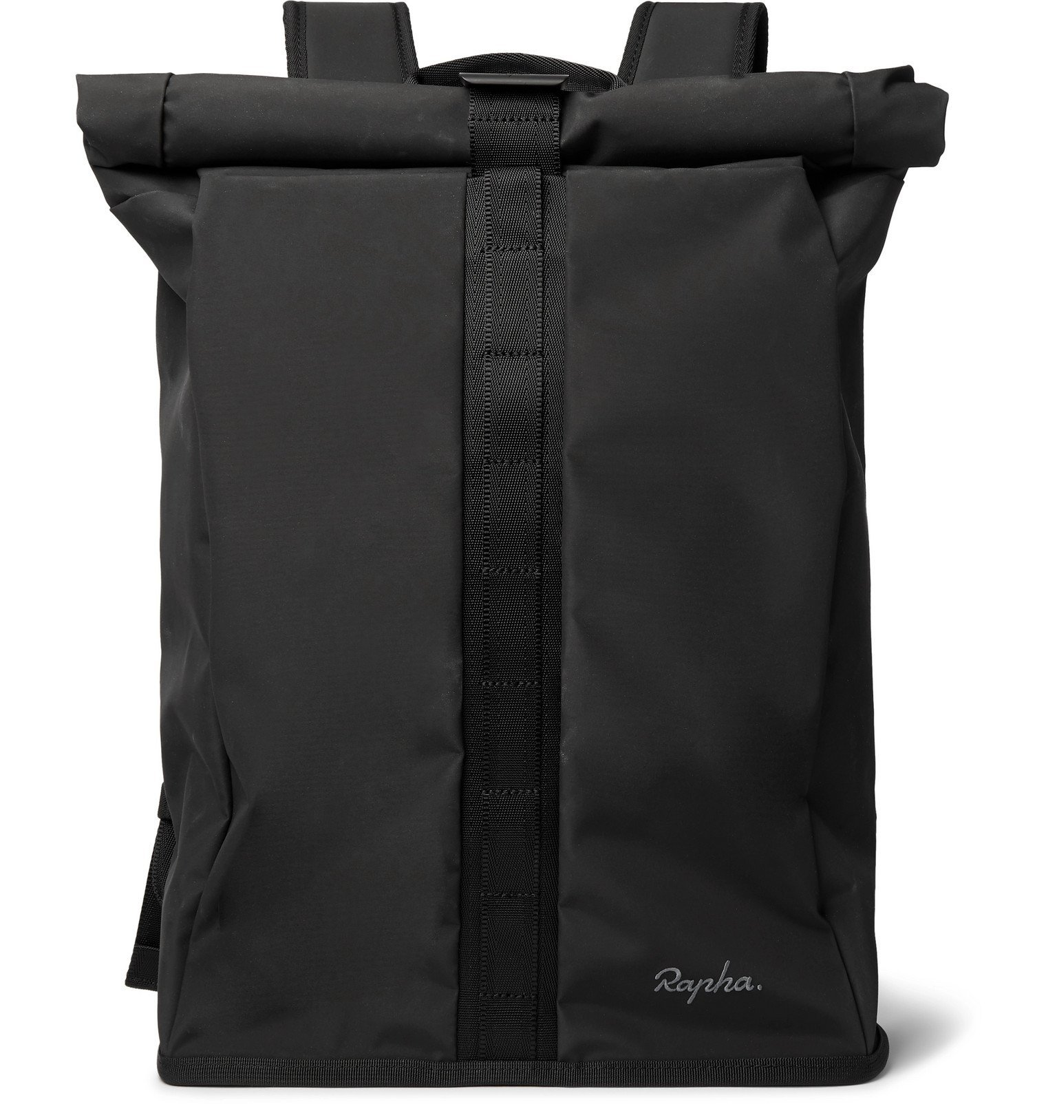 Photo: Rapha - Roll-Top Cycling Backpack - Black
