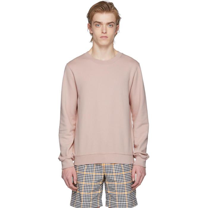 Photo: Éditions M.R  Pink Classic Sweatshirt