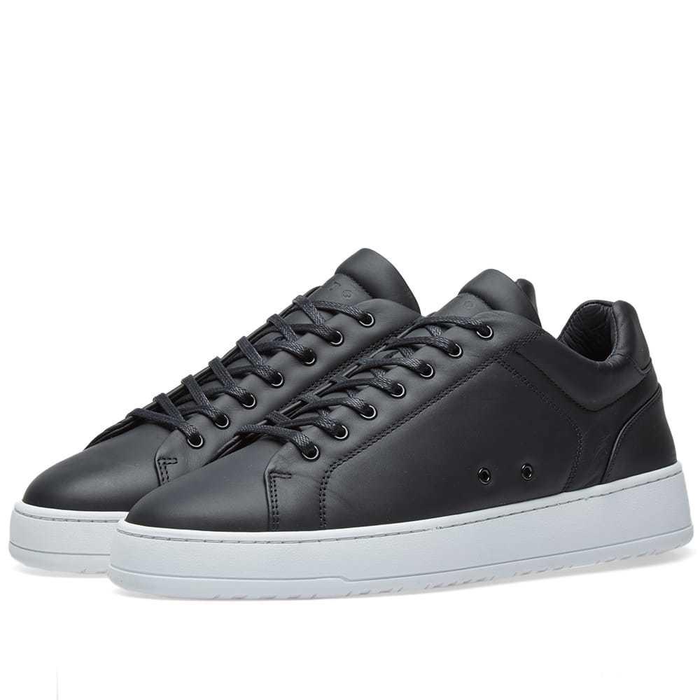 Photo: ETQ. Low Top 4 Sneaker Black