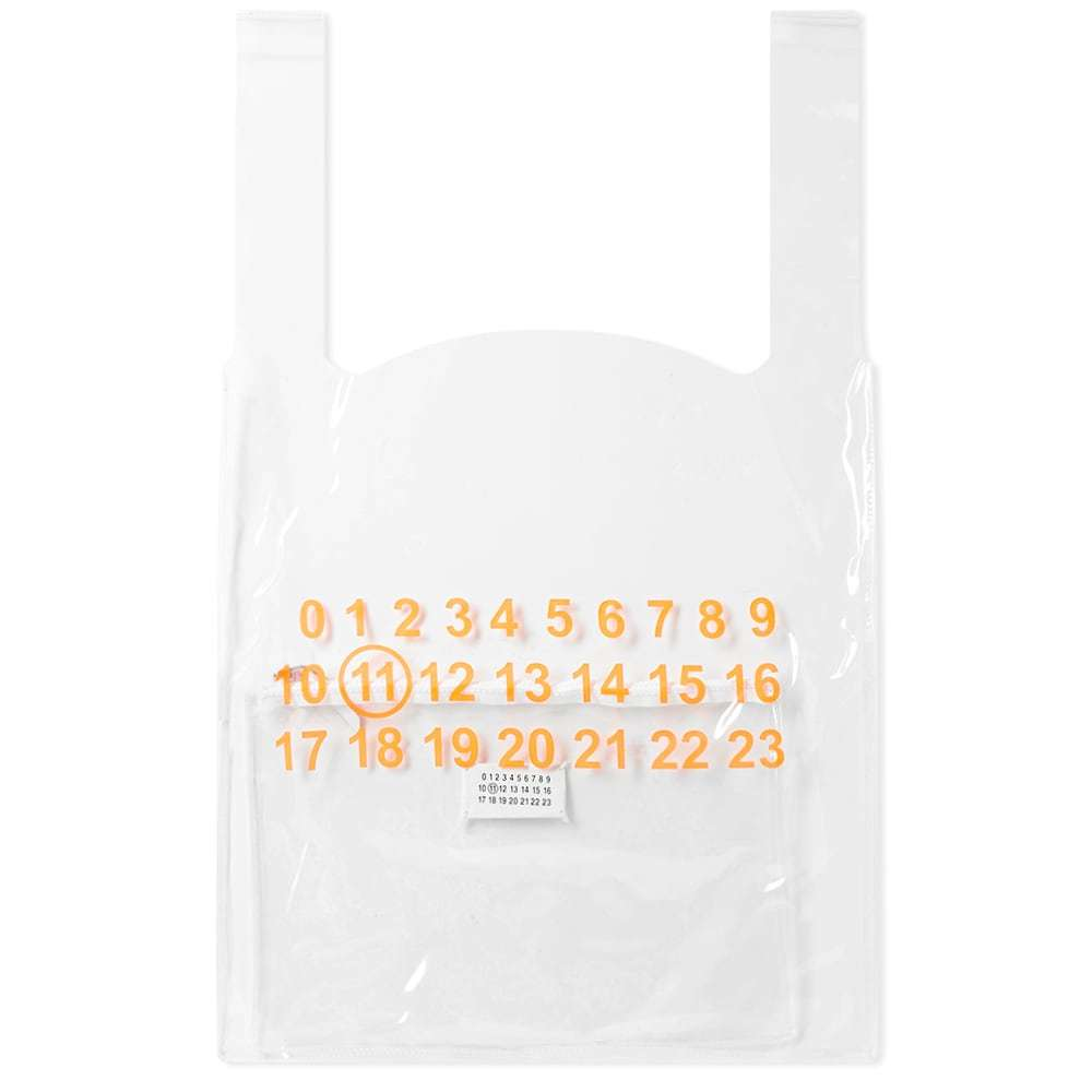 Photo: Maison Margiela 11 Logo Monoprix Bag