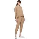Stella McCartney Beige Cashmere Knit Lounge Pants
