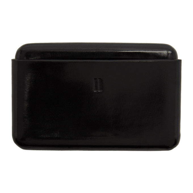 Photo: Boris Bidjan Saberi Black Calfskin Card Holder