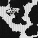 Vans Og Cow Print Socks Black/White