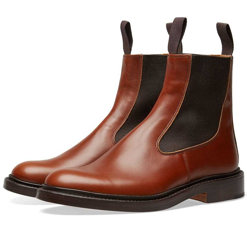 Photo: END. x Tricker's Stephen Chelsea Boot