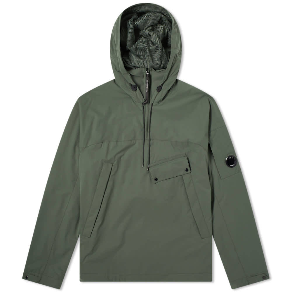 Photo: C.P. Company Protek Quarterzip Popover Jacket