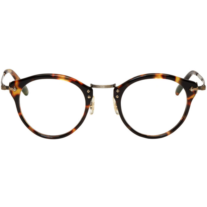 Oliver Peoples Tortoiseshell OP 505 Glasses