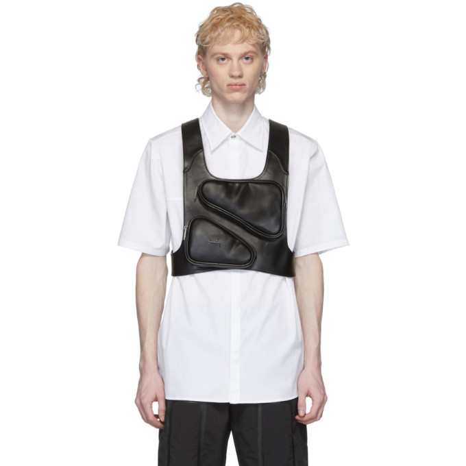 Photo: A-Cold-Wall* Black 3D Pocket Harness Vest