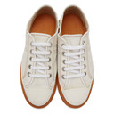 Martine Rose Off-White Low Basketball Sneakers
