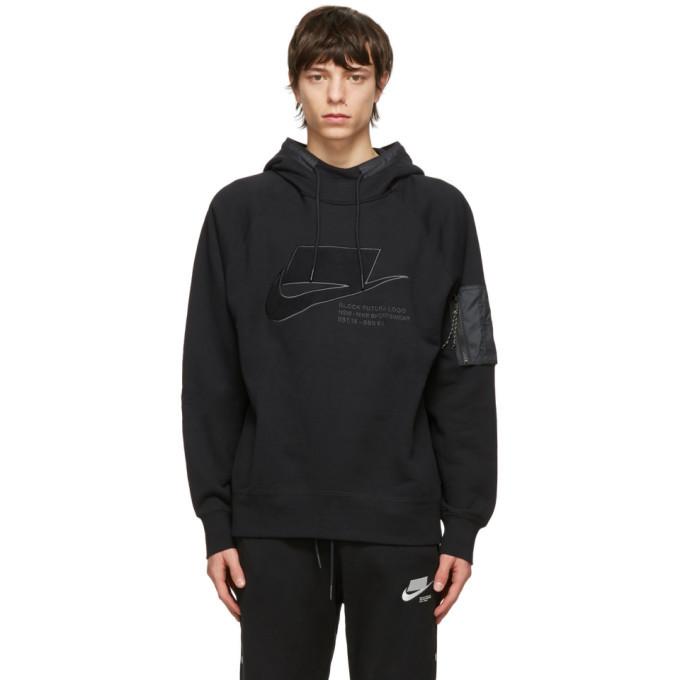 Photo: Nike Black Fleece NSW Hoodie