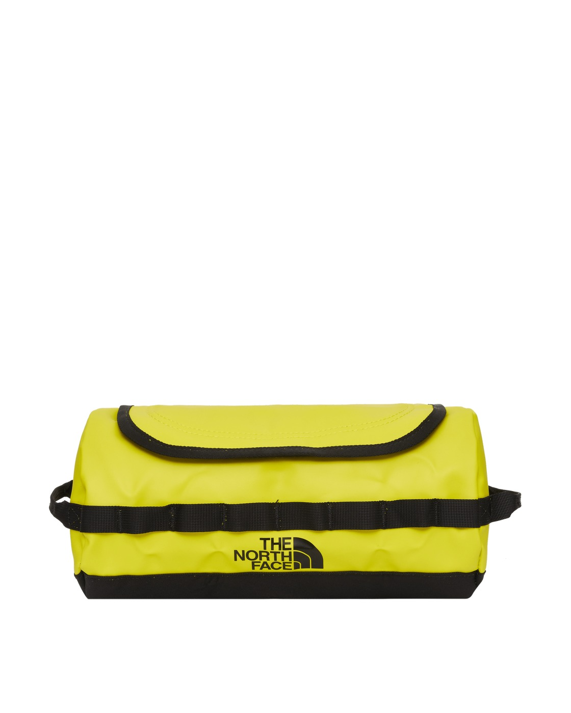 Photo: The North Face Base Camp Travel Canister L Sulphurspringgn/Tnfblack