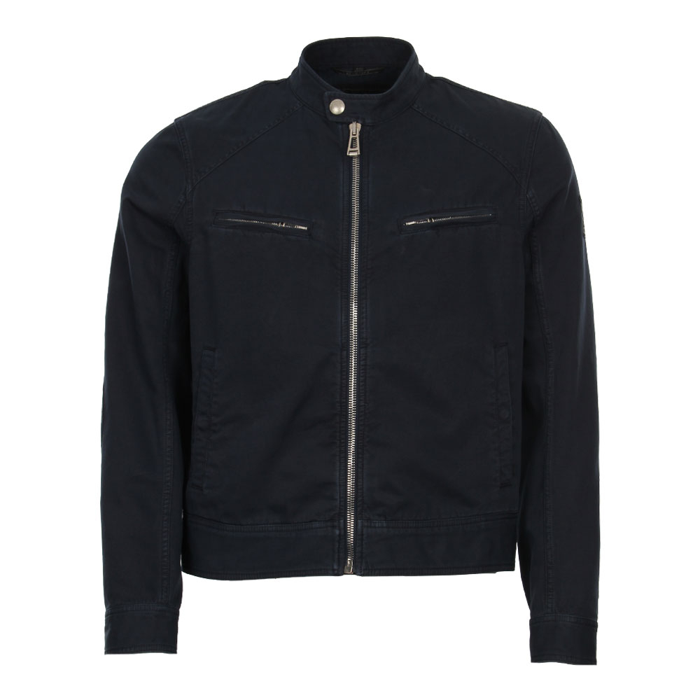 Beckford 2.0 Jacket - Admiral Blue
