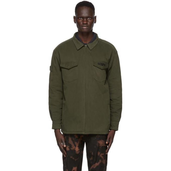Photo: 032c Khaki Twill Military Shirt
