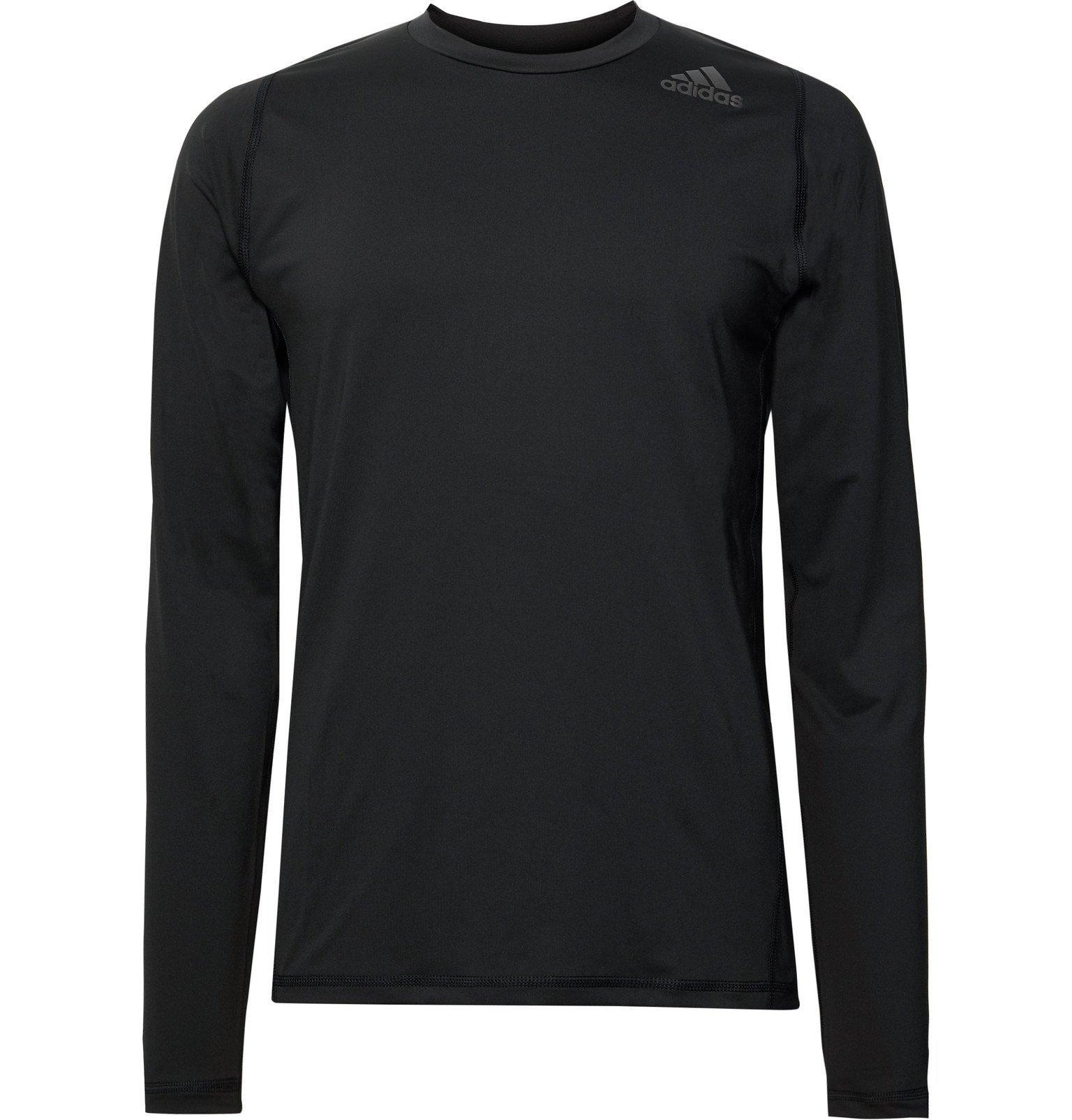 Photo: Adidas Sport - Alphaskin Climalite T-Shirt - Black