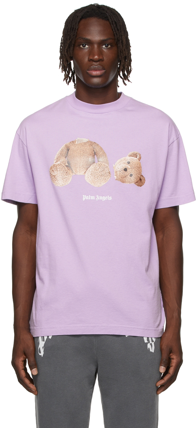 Photo: Palm Angels Logo Jersey T-Shirt